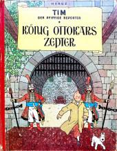 Tim und Struppi / Tim, der Pfiffige Reporter -8- König Ottokars Zepter