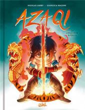 Azaqi -1- Le Cinquième Rôdeur