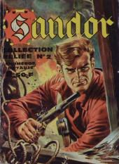 Sandor -Rec02- Collection reliée N°2 (du n°7 au n°12)