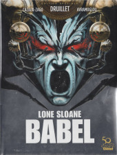 Lone Sloane -10- Babel