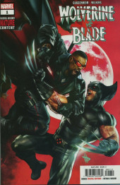 Wolverine Vs. Blade Special (2019) -1- Issue #1