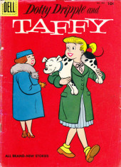 Four Color Comics (Dell - 1942) -801- Dotty Dripple and Taffy