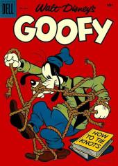 Four Color Comics (Dell - 1942) -802- Walt Disney's Goofy