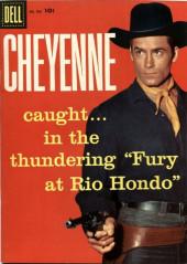 Four Color Comics (Dell - 1942) -803- Cheyenne: Fury at Rio Hondo