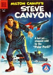 Four Color Comics (Dell - 1942) -804- Steve Canyon: Polar Peril