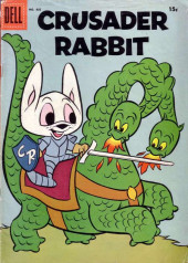 Four Color Comics (Dell - 1942) -805- Crusader Rabbit