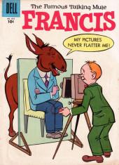 Four Color Comics (Dell - 1942) -810- Francis the Famous Talking Mule