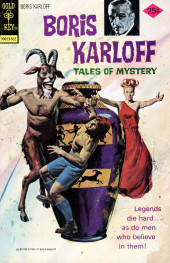 Boris Karloff Tales of Mystery (Gold Key - 1963) -59- (sans titre)