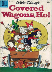 Four Color Comics (Dell - 1942) -814- Covered Wagons, Ho!