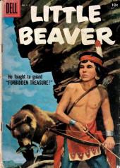 Four Color Comics (Dell - 1942) -817- Little Beaver: Forbidden Treasure