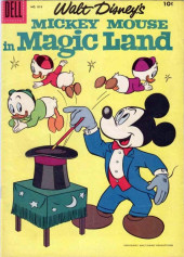 Four Color Comics (Dell - 1942) -819- Mickey Mouse in Magic Land