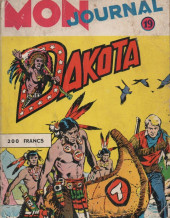 Dakota (Aventures et Voyages) -Rec02- Album N°19 (du n°7 au n°12)