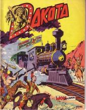 Dakota (Aventures et Voyages) -26- L'attaque du train