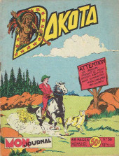 Dakota (Aventures et Voyages) -36- L'attaque des Indiens