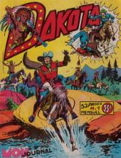 Dakota (Aventures et Voyages) -1- Silver Scout : Big Wolf