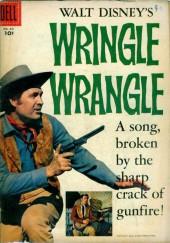 Four Color Comics (Dell - 1942) -821- Walt Disney's Wringle Wrangle