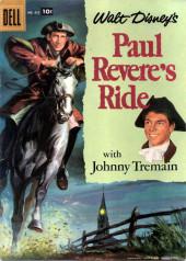 Four Color Comics (Dell - 1942) -822- Walt Disney's Paul Revere's Ride