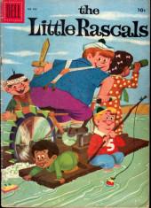 Four Color Comics (Dell - 1942) -825- The Little Rascals