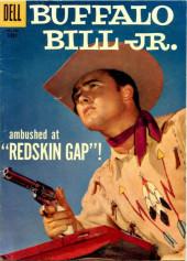 Four Color Comics (Dell - 1942) -828- Buffalo Bill, Jr.: Redskin Gap