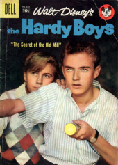 Four Color Comics (Dell - 1942) -830- Walt Disney's The Hardy Boys: The Secret of the Old Mill