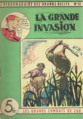 L'hebdomadaire des grands récits -13- Les Grands Combats de Cor - La Grande Invasion
