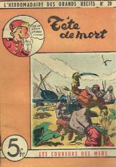 L'hebdomadaire des grands récits -20- Les coureurs de mer - Tête de mort sur pavillon noir