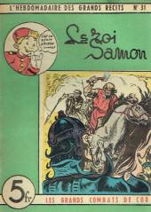 L'hebdomadaire des grands récits -31- Les Grands Combats de Cor - Le roi Samon