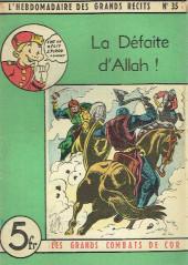 L'hebdomadaire des grands récits -35- Les Grands Combats de Cor - La Défaite d'Allah !