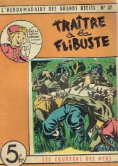 L'hebdomadaire des grands récits -37- Les coureurs de mer - Traître à la flibuste