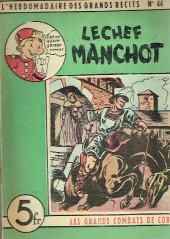 L'hebdomadaire des grands récits -44- Les Grands Combats de Cor - Le Chef Manchot