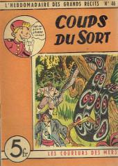 L'hebdomadaire des grands récits -46- Les coureurs de mer - Coups du sort