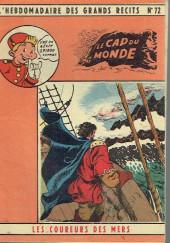 L'hebdomadaire des grands récits -72- Les coureurs de mer - Le cap du monde