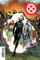 House of X (Marvel comics - 2019) -1- The House That Xavier Built