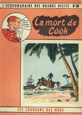 L'hebdomadaire des grands récits -80- Les coureurs de mer - La mort de Cook