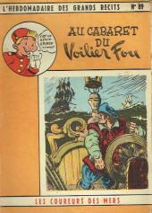L'hebdomadaire des grands récits -89- Les coureurs de mer - Au cabaret du voilier fou