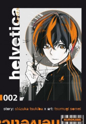 Helvetica -2- Tome 2
