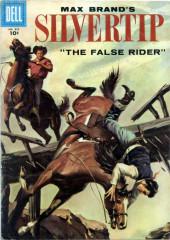 Four Color Comics (Dell - 1942) -835- Silvertip: The False Rider