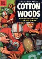Four Color Comics (Dell - 1942) -837- Cotton Woods: The Big Game