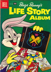 Four Color Comics (Dell - 1942) -838- Bugs Bunny's Life Story Album