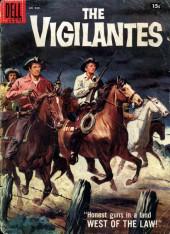 Four Color Comics (Dell - 1942) -839- The Vigilantes: West of the Law