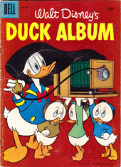 Four Color Comics (Dell - 1942) -840- Walt Disney's Duck Album