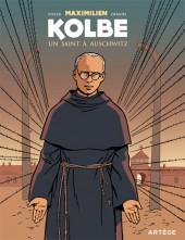 Maximilien Kolbe -1- Un saint à Auschwitz
