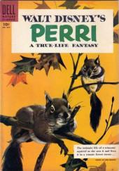 Four Color Comics (Dell - 1942) -847- Walt Disney's Perri