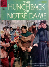 Four Color Comics (Dell - 1942) -854- The Hunchback of Notre Dame