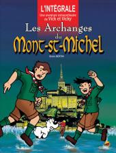 Vick et Vicky (Les aventures de) - Les archanges du Mont-Saint-Michel