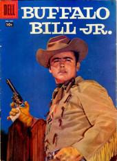 Four Color Comics (Dell - 1942) -856- Buffalo Bill Jr.