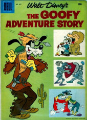 Four Color Comics (Dell - 1942) -857- The Goofy Adventure Story