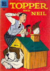 Four Color Comics (Dell - 1942) -859- Topper and Neil