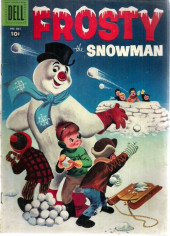 Four Color Comics (Dell - 1942) -861- Frosty the Snowman