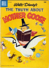 Four Color Comics (Dell - 1942) -862- The Truth about Mother Goose